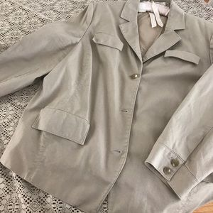 Size 22 Khaki jacket